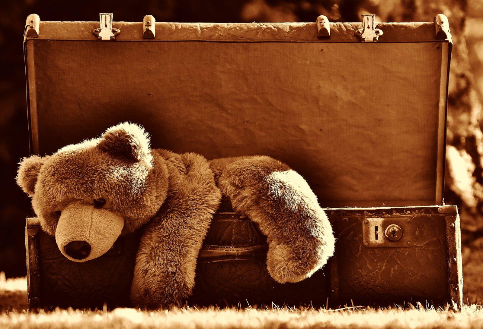 Loppis-Teddy
